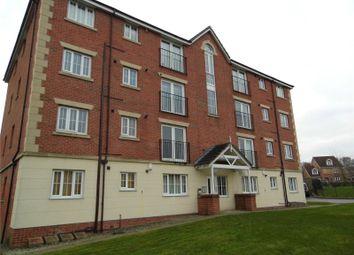 Thumbnail 2 bed flat for sale in Moorcroft, Ossett, West Yorkshire