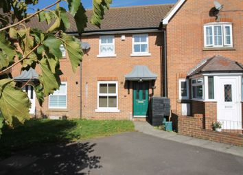 Thumbnail 2 bed terraced house for sale in Winter Drive, Hawkinge, Folkestone