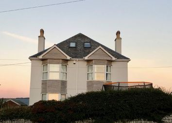 Thumbnail 4 bedroom detached house for sale in Liskey Hill, Perranporth