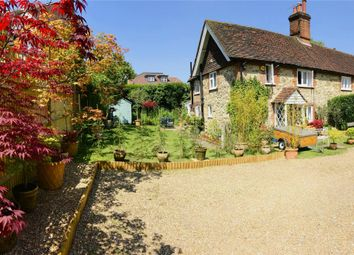 Thumbnail 2 bed end terrace house for sale in Weald Road, Sevenoaks, Kent