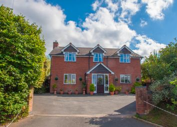 Thumbnail 4 bed detached house for sale in Goodrich, Ross-On-Wye