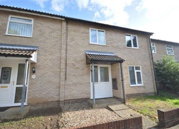 Thumbnail 2 bed terraced house for sale in Frost Close, Thorpe St Andrew, Norwich