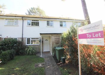 Thumbnail 3 bed terraced house to rent in Kielder Walk, Camberley