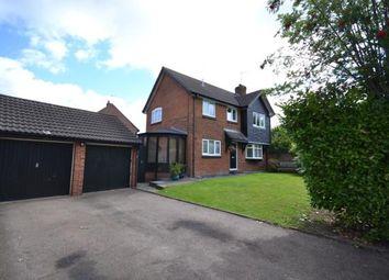 Thumbnail 4 bed detached house for sale in Grosvenor Close, Bishops Stortford