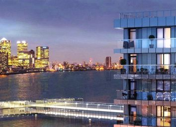 Thumbnail 2 bed flat for sale in Enderby Wharf, Telcon Way, Greenwich, London