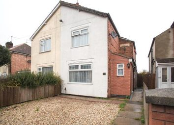 Thumbnail 3 bed semi-detached house for sale in Braunstone Close, Braunstone Town, Leicester, Leicestershire