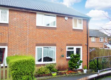 Thumbnail 2 bed semi-detached house for sale in Chestnut Drive, Kingsteignton, Newton Abbot