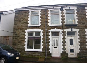 Thumbnail 1 bed semi-detached house for sale in Church Street, Penydarren, Merthyr Tydfil