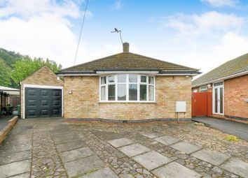 Thumbnail 2 bedroom detached bungalow for sale in Haydon Road, Loughborough