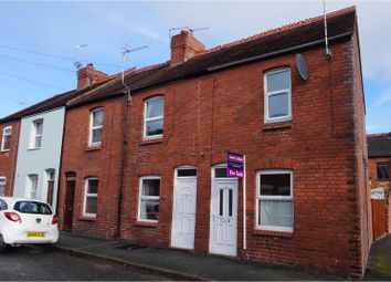 Thumbnail 2 bed end terrace house for sale in Upper Lord Street, Oswestry