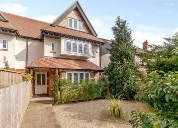 Thumbnail 4 bedroom semi-detached house for sale in Banbury Road, Oxford
