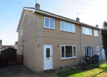 Thumbnail 3 bed semi-detached house for sale in Gresley Avenue, Bawtry, Doncaster