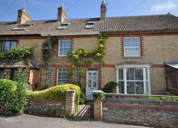 Thumbnail 2 bed terraced house for sale in Church Road, Trull, Taunton
