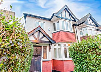 Thumbnail 5 bed semi-detached house to rent in Brookside Road, London