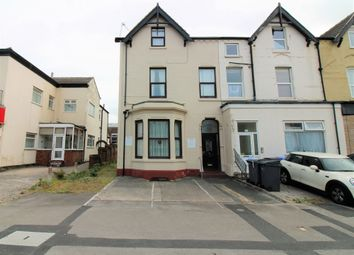 Thumbnail 5 bed terraced house for sale in Park Road, Blackpool