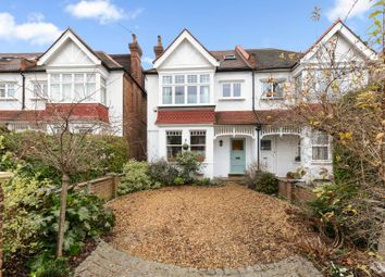 Thumbnail 5 bed semi-detached house for sale in Woodfield Road, London