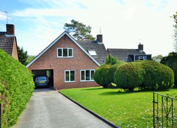 Thumbnail 4 bed detached house for sale in Redgate Avenue, Tenbury Wells