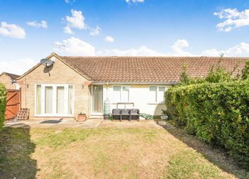 Thumbnail 3 bed semi-detached bungalow for sale in Plumpton Avenue, Mildenhall, Bury St. Edmunds