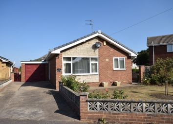 Thumbnail 2 bed detached bungalow for sale in Went View, Thorpe Audlin, Pontefract