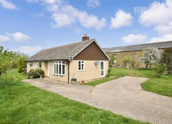 Thumbnail 3 bed detached bungalow for sale in Cooling Road, High Halstow, Rochester, Kent