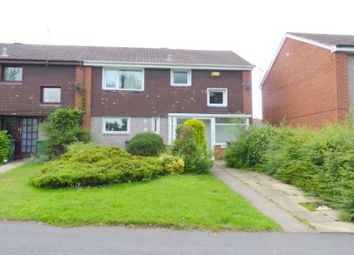 Thumbnail 3 bed semi-detached house to rent in Abbots Drive, Bebington, Wirral