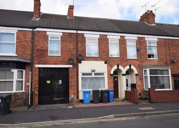 Thumbnail 2 bed flat for sale in Blenheim Street, Hull