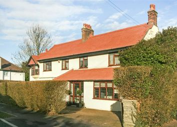 Thumbnail 5 bed detached house for sale in Hillcrest Road, Purley, Surrey