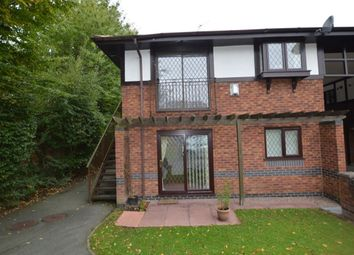 Thumbnail 1 bed flat to rent in Regency Court, Winsford