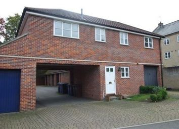Thumbnail 3 bedroom property to rent in Chancellery Mews, Bury St. Edmunds