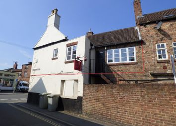 Thumbnail 2 bed flat for sale in Queen Street, Louth