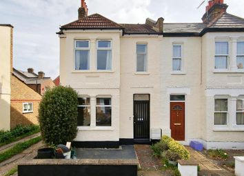 Thumbnail 2 bedroom end terrace house for sale in Bronson Road, Raynes Park, London
