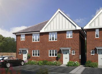 Thumbnail 3 bed mews house for sale in St John's Gardens, Tyldesley, Manchester