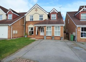 Thumbnail 3 bed detached house for sale in Whitefield Close, Beverley, East Yorkshire