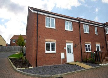 Thumbnail 3 bed end terrace house for sale in Brooks Warren, Cranbrook, Near Exeter