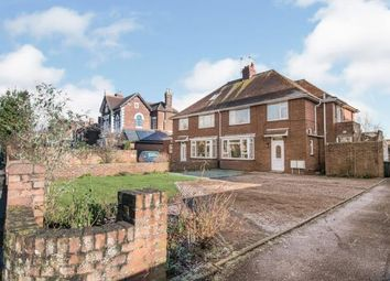 Thumbnail 2 bed semi-detached house for sale in Polsloe Road, Exeter