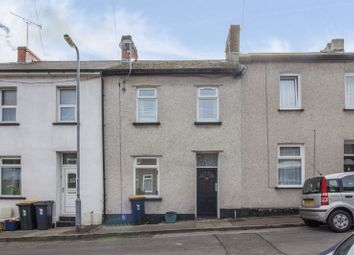 Thumbnail 2 bed terraced house to rent in St. Julian Street, Newport
