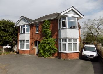 Thumbnail 4 bed detached house for sale in Calmore Road, Totton