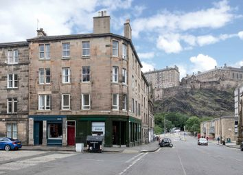 Thumbnail 3 bedroom flat for sale in Grindlay Street, Edinburgh