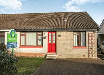 Thumbnail 2 bed bungalow for sale in Hazelfield Close, Dumfries