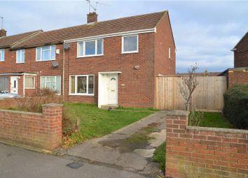 Thumbnail 3 bed terraced house for sale in The Meadway, Tilehurst, Reading, Berkshire