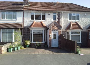Thumbnail 3 bed terraced house to rent in Rose Road, Coleshill