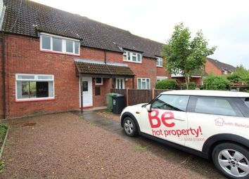 Thumbnail 3 bed terraced house to rent in Gurney Avenue, Hampton Dene, Hereford