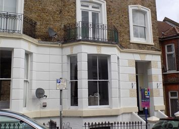 Thumbnail 1 bed flat to rent in Wrotham Road, Broadstairs
