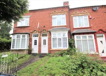 Thumbnail 2 bedroom terraced house to rent in Ridgeway, Edgbaston, Birmingham