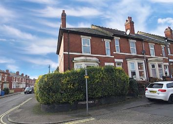 Thumbnail 2 bed end terrace house for sale in Breedon Hill Road, Derby