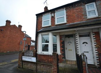 Thumbnail 2 bed end terrace house to rent in Addison Road, Reading
