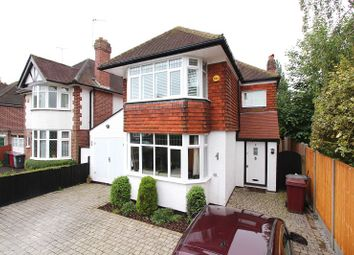 Thumbnail 3 bed detached house to rent in Penroath Avenue, Reading