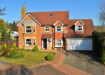 6 bed detached house for sale in Queen Ethelburgas Gardens, Killinghall, Harrogate HG3