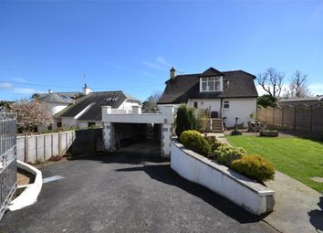 Thumbnail 3 bed detached house for sale in Plaidy, Looe, Cornwall