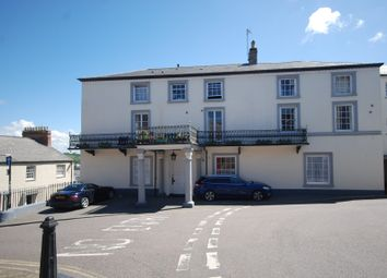 Thumbnail 1 bedroom flat to rent in Market Place, Bideford